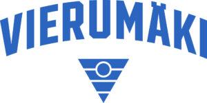 Vierumäki uusi logo